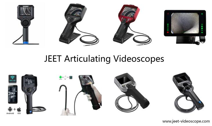 JEET Videoscopes Used in Different Industry Fields